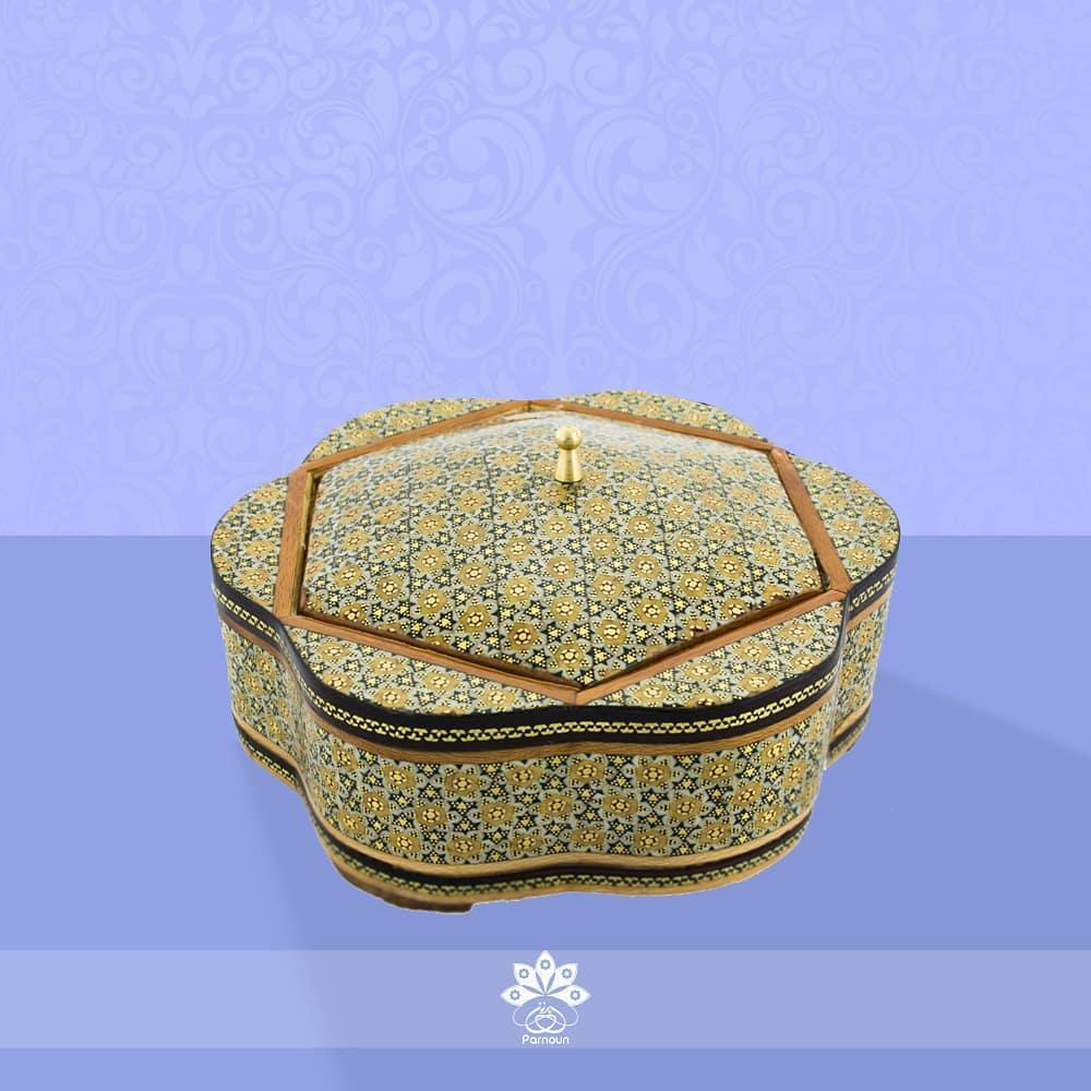 شکلات خوری خاتمکاری اصفهان